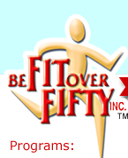 Befit Over Fifty Programs